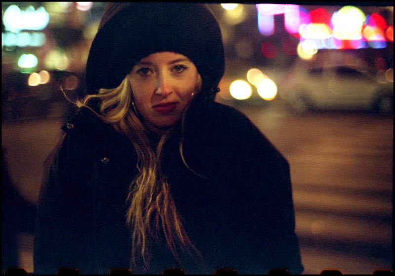 Grace - Paris, January 2013