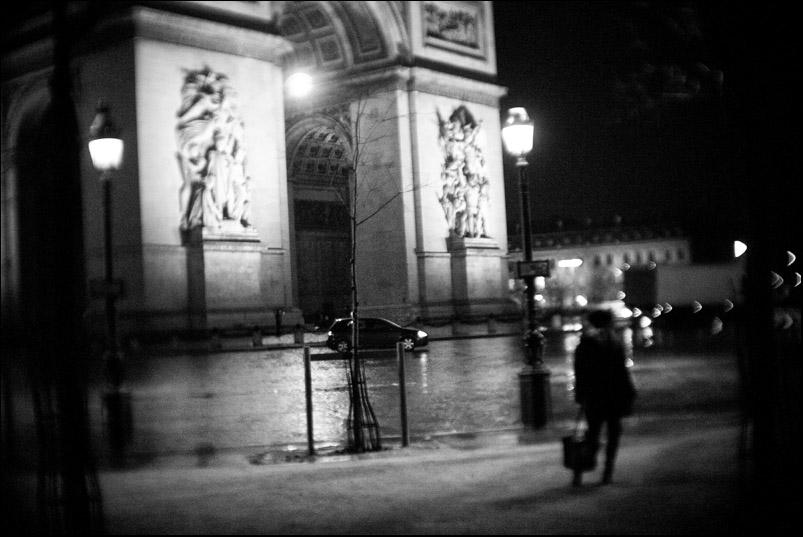 Arc de Triomphe - Paris