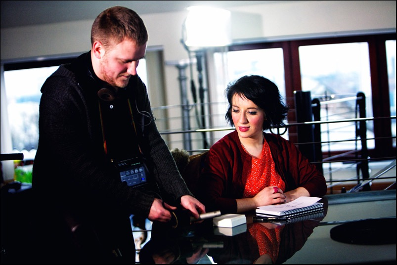 Filming of a Practical Guide to a Spectacular Suicide (10)