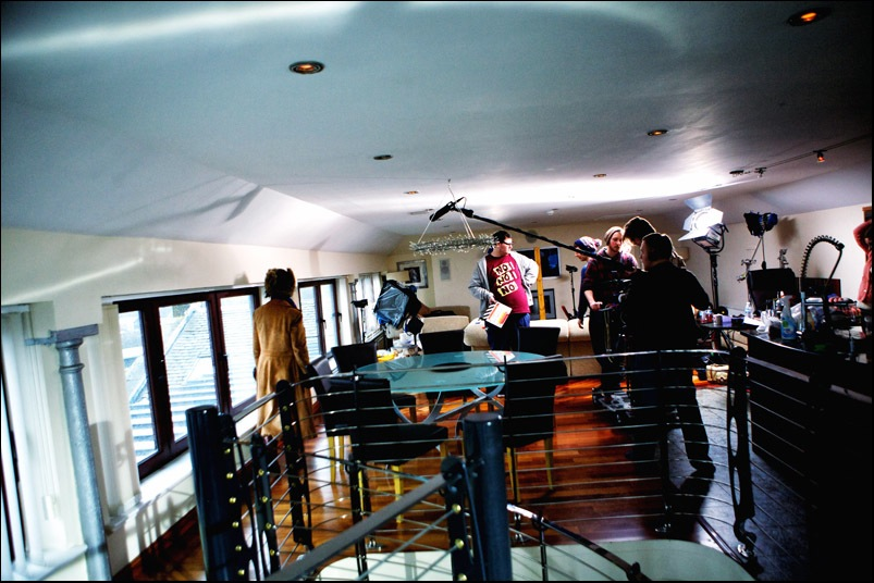 Filming of a Practical Guide to a Spectacular Suicide (6)