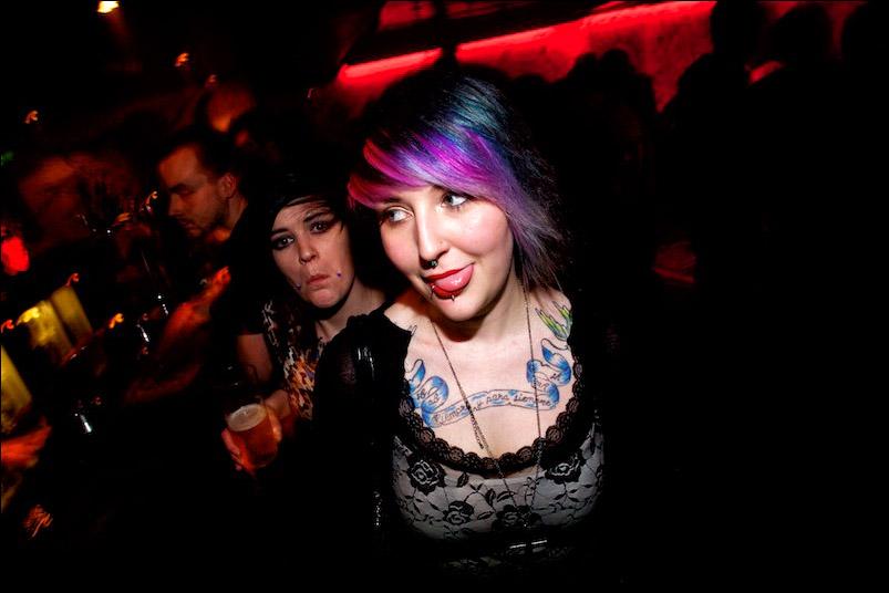 Cathouse Rock Club 2013 - Glasgow (14)
