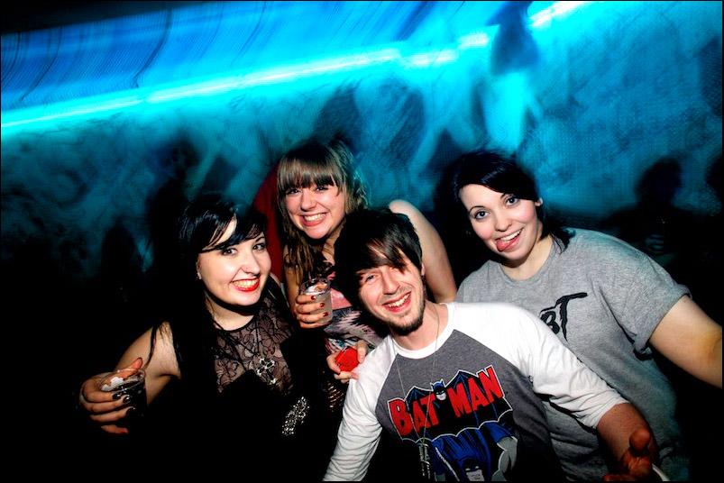 Cathouse Rock Club 2013 - Glasgow (8)