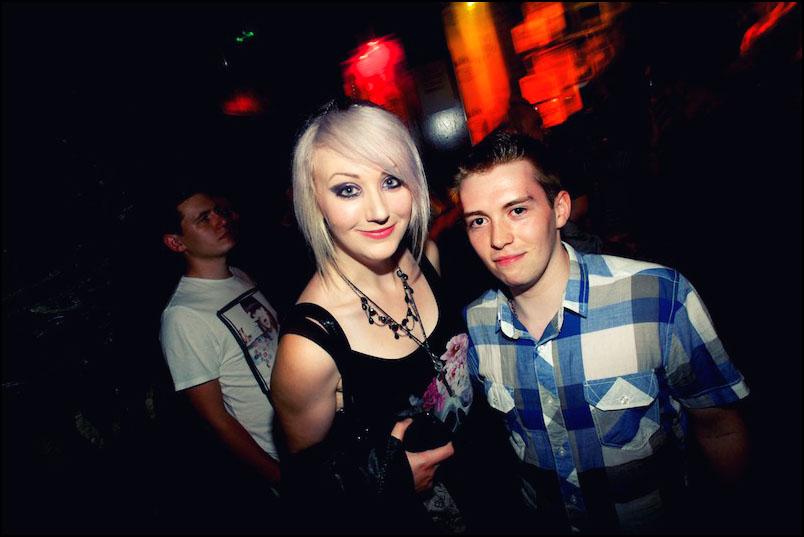Cathouse Rock Club Glasgow - 20-07-13 (5)
