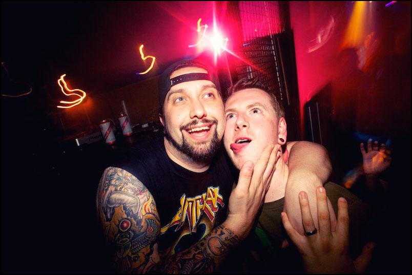 Cathouse Rock Club Glasgow - 20-07-13 (2)