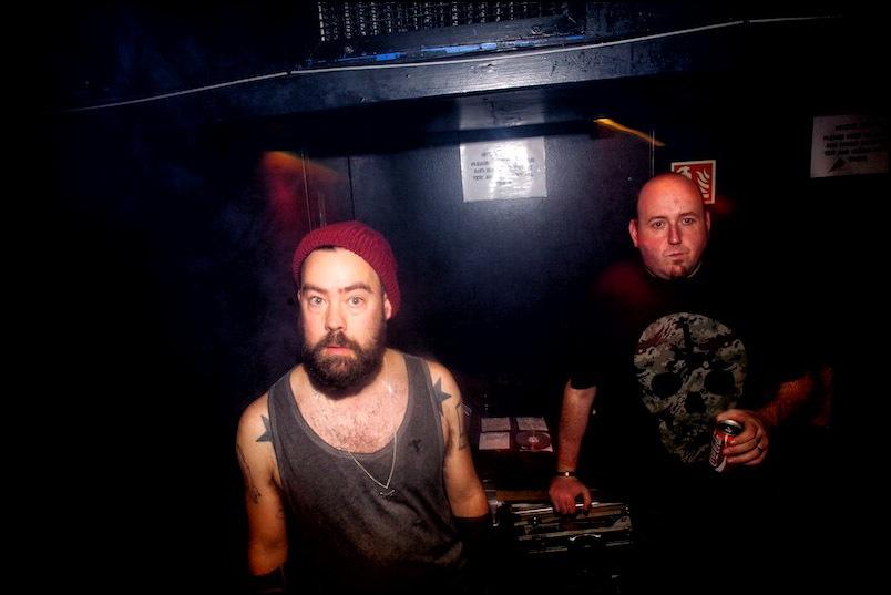 Cathouse Rock Club Glasgow