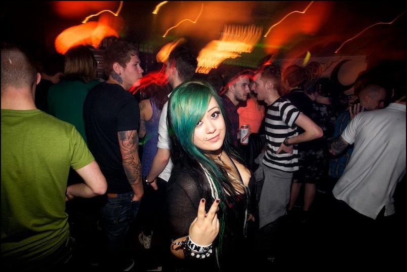 Cathouse Rock Club Glasgow (12)