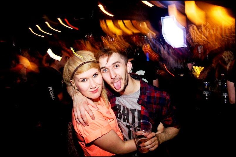 Cathouse Rock Club Glasgow (6)
