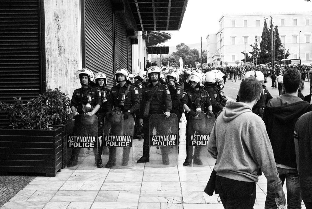 17th November 2014 Protests, Athens
