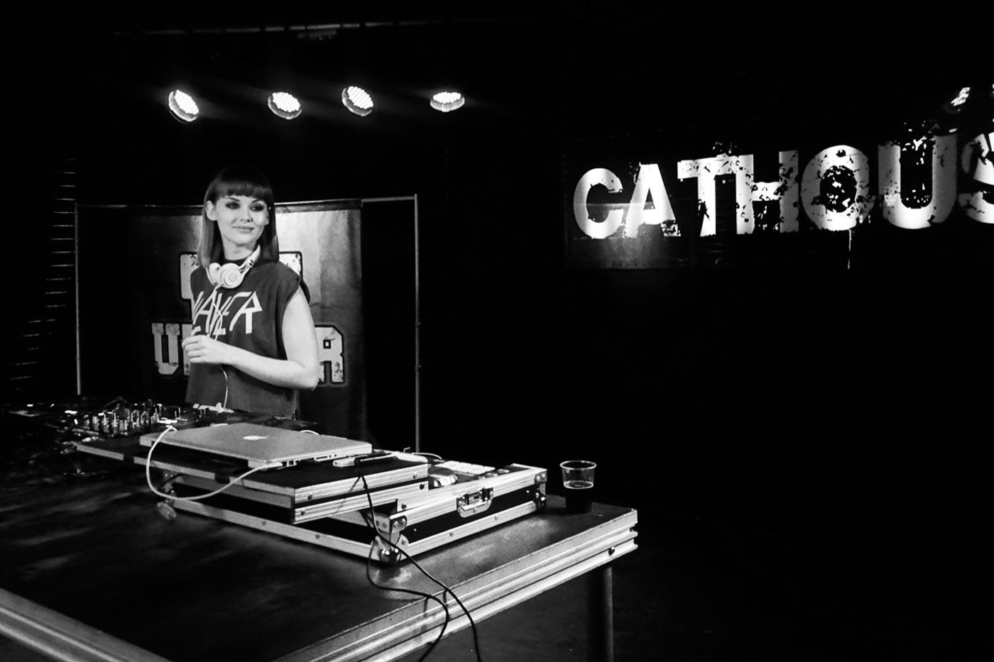 Uprawr Glasgow Cathouse Launch Party - April 2015