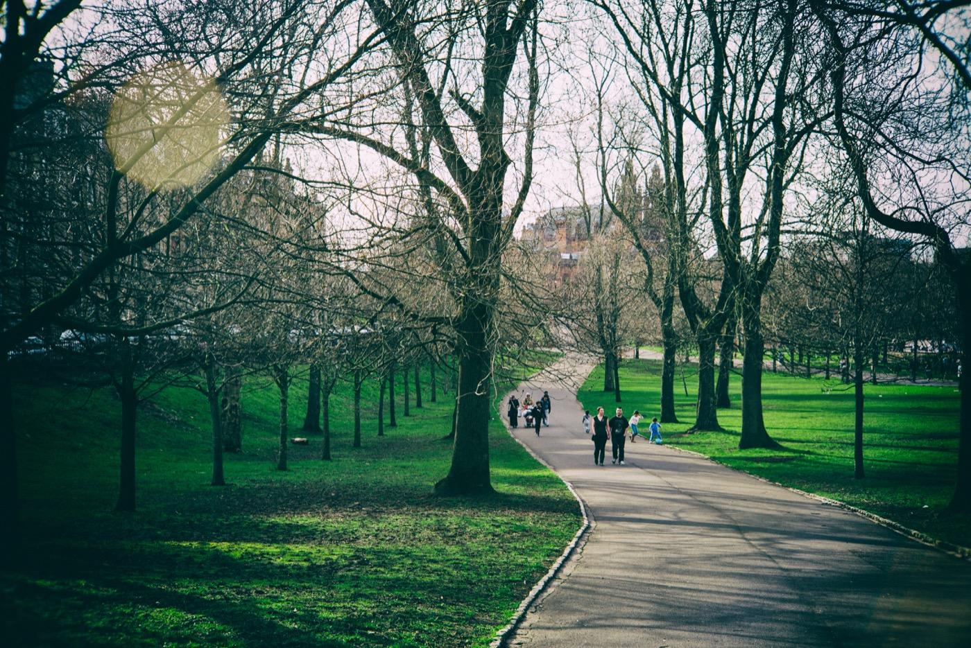 Glasgow Kelvingrove Park