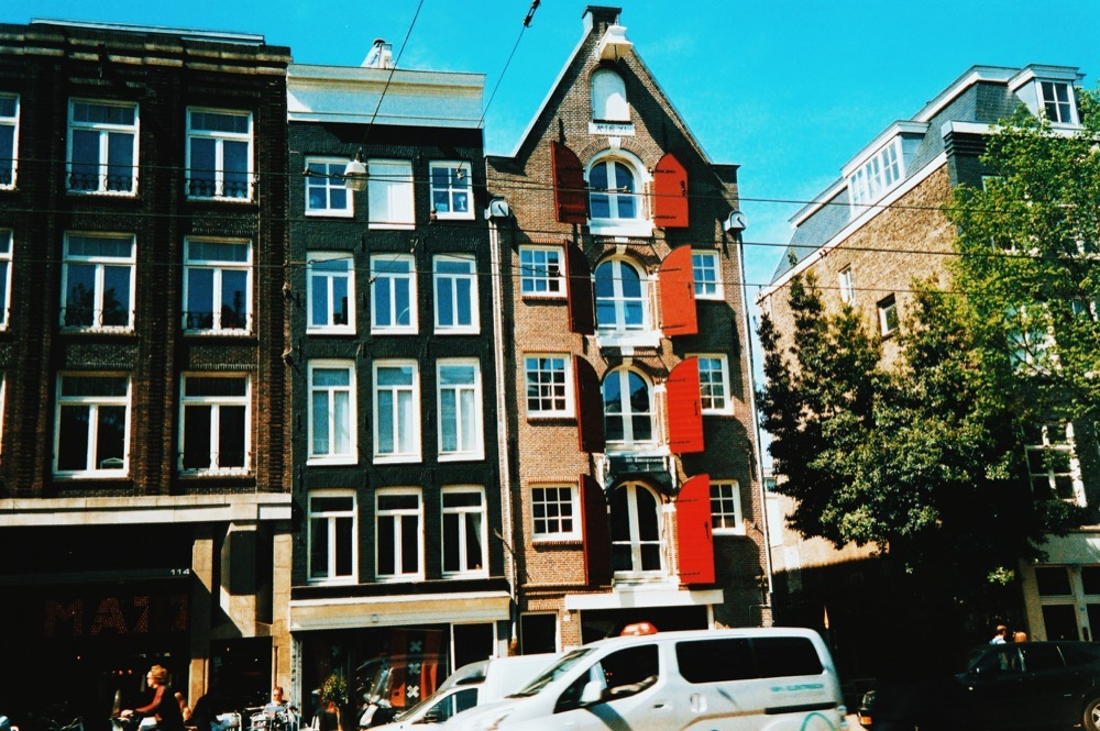 Amsterdam - Leica M6
