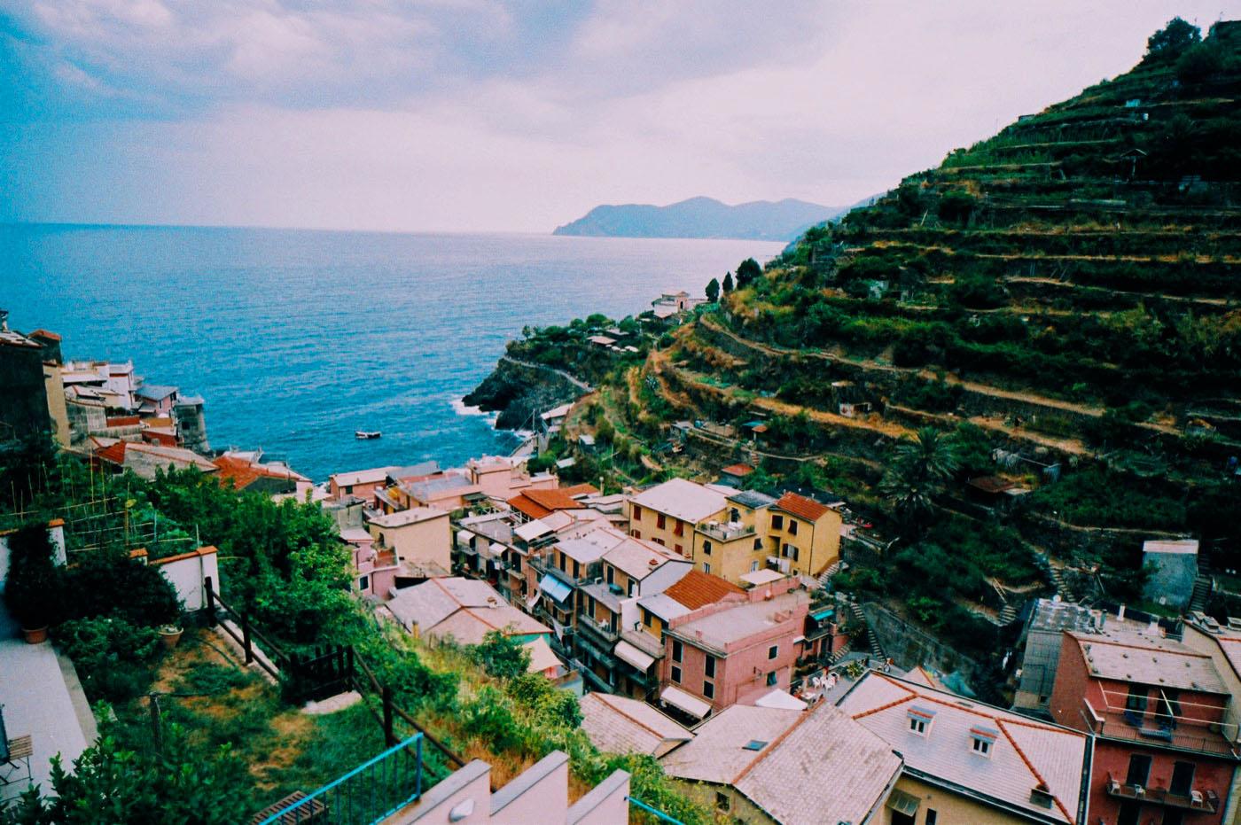 Manarola view - Cinque Terre