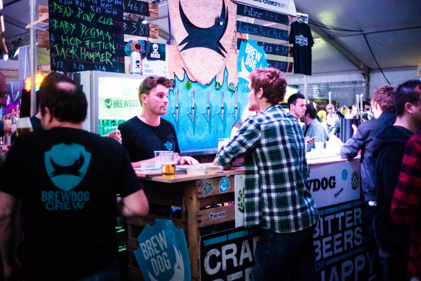 Craft Beer Rising Glasgow 2015