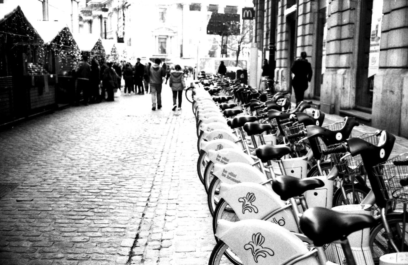 Brussels Bikes