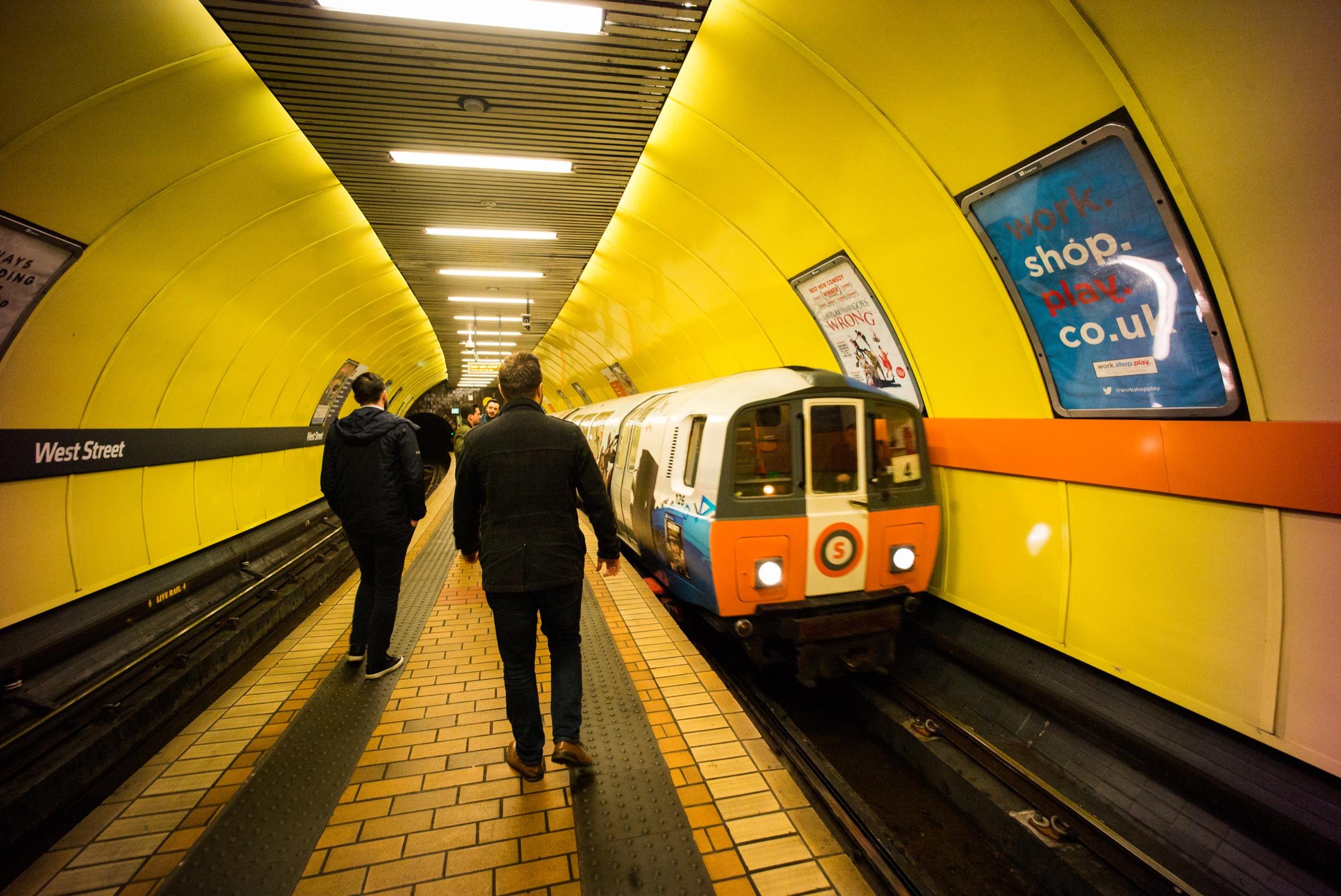 Glasgow Sub Crawl