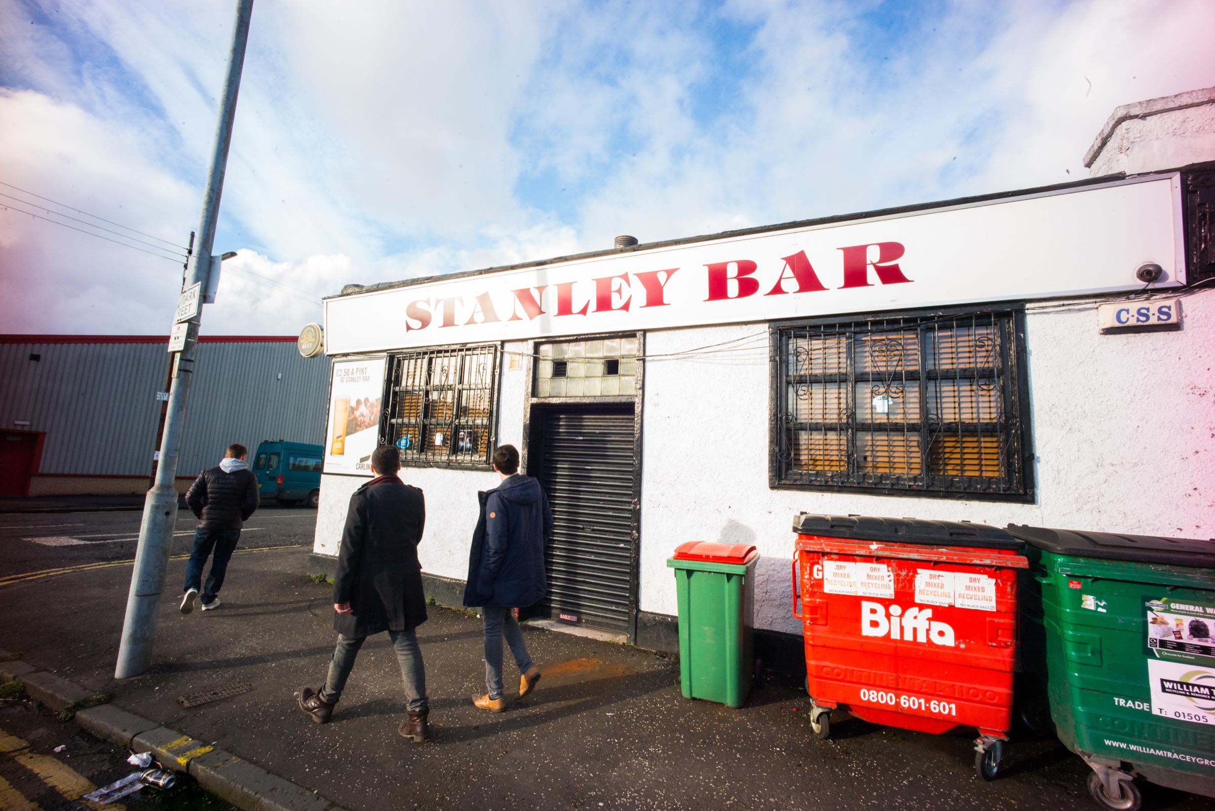 Stanley Bar Glasgow