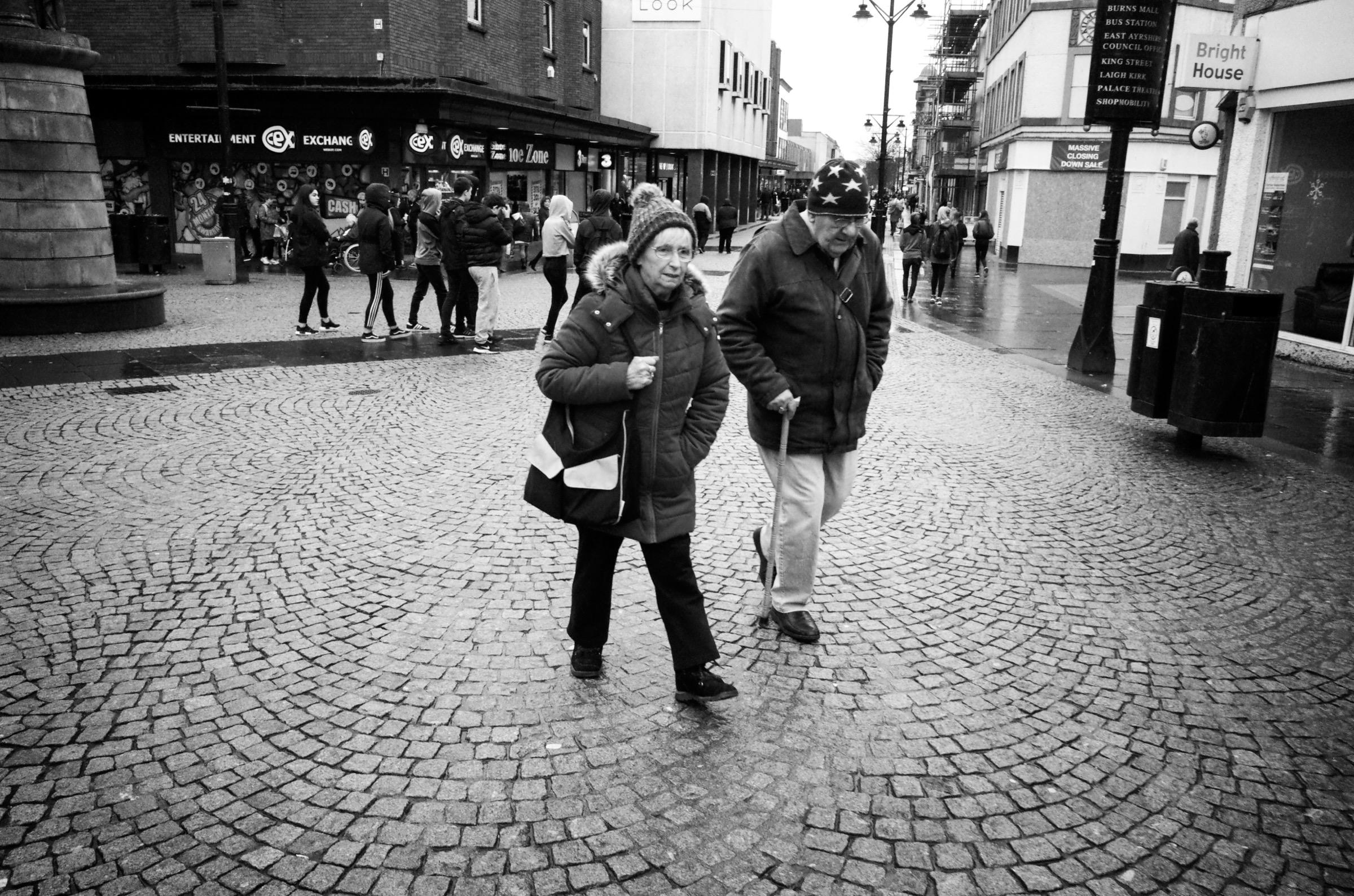Kilmarnock Street Photography