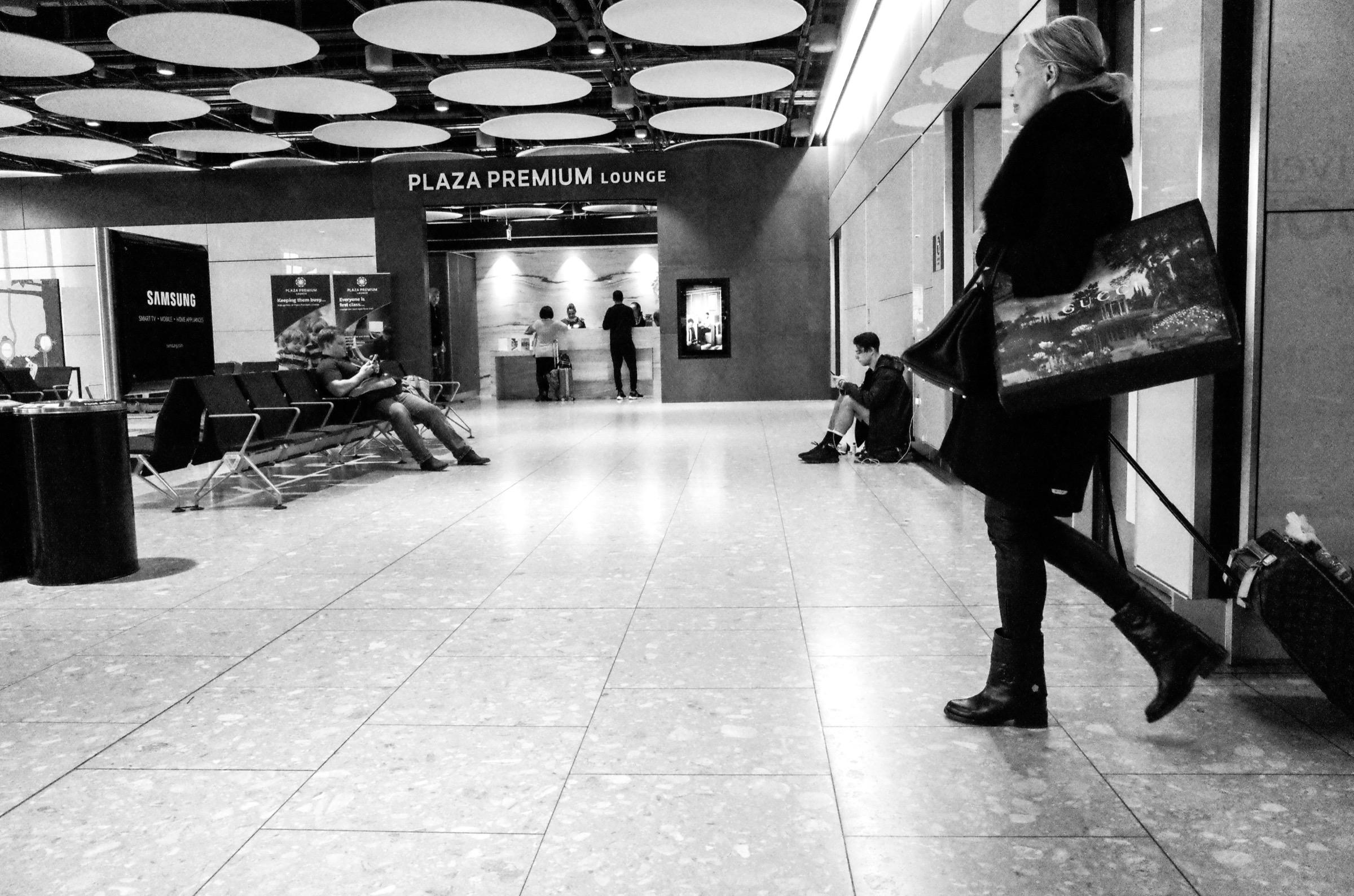 Heathrow Airport Photography