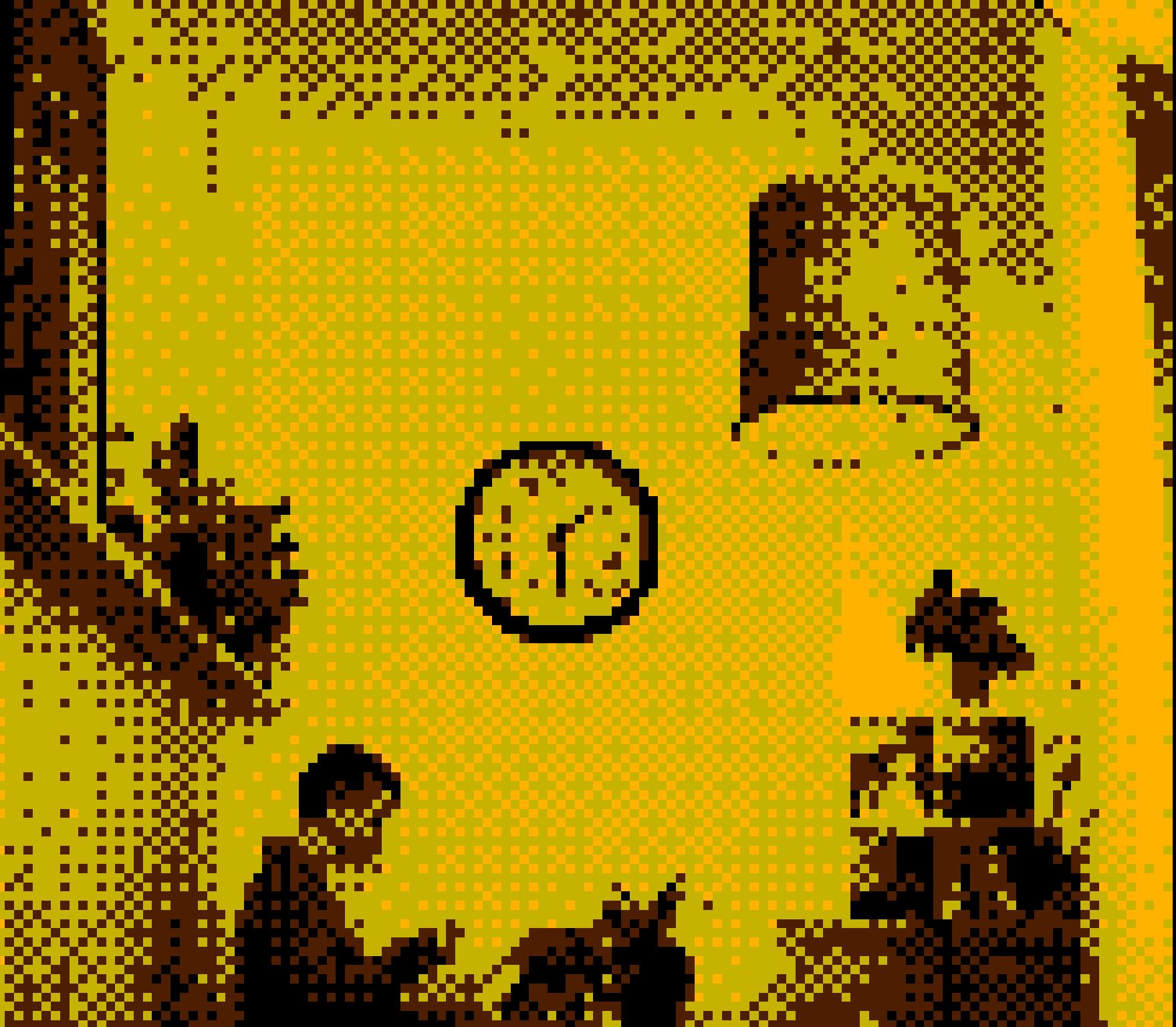 Game Boy Photo office