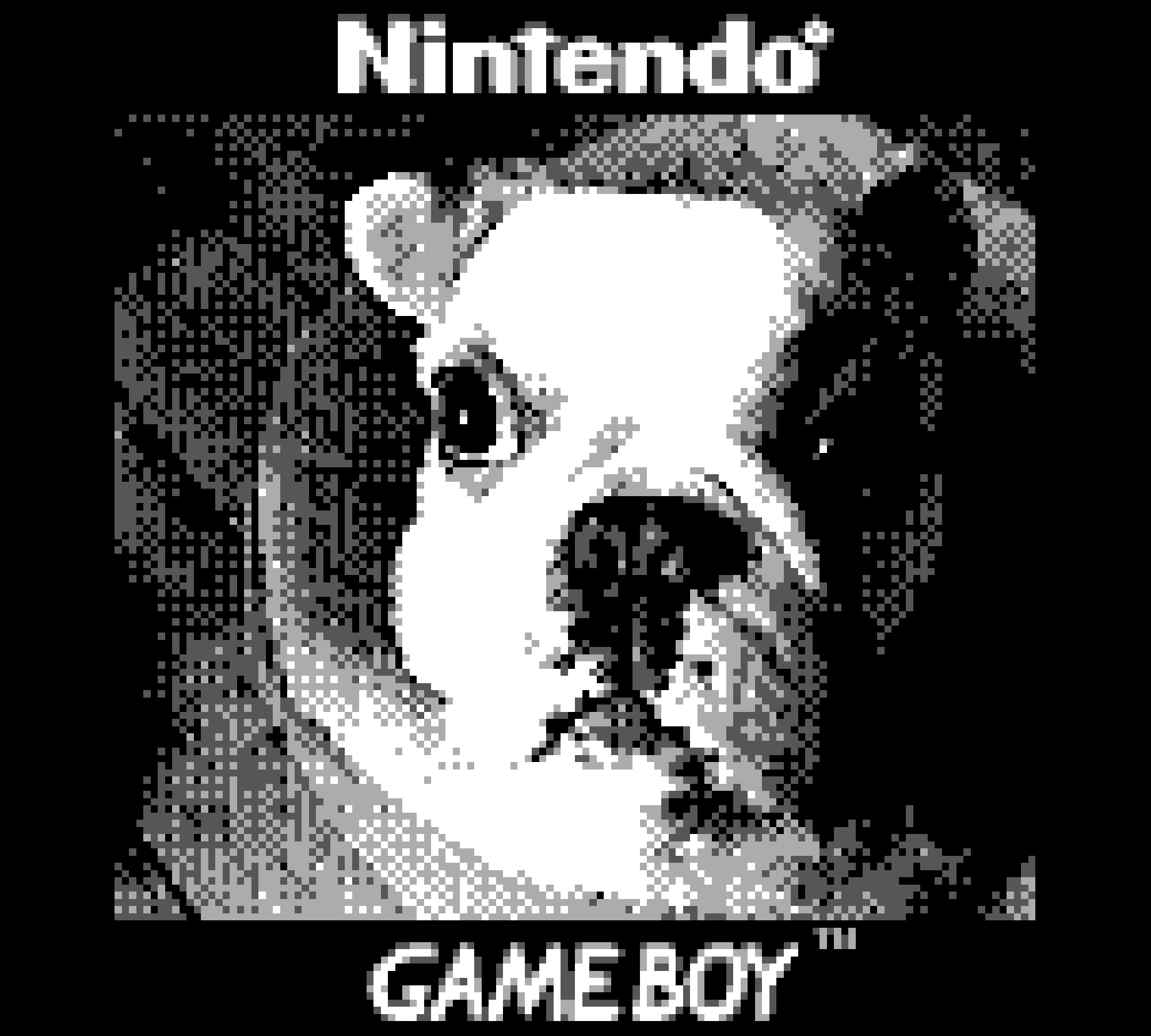 Game Boy Camera Dog