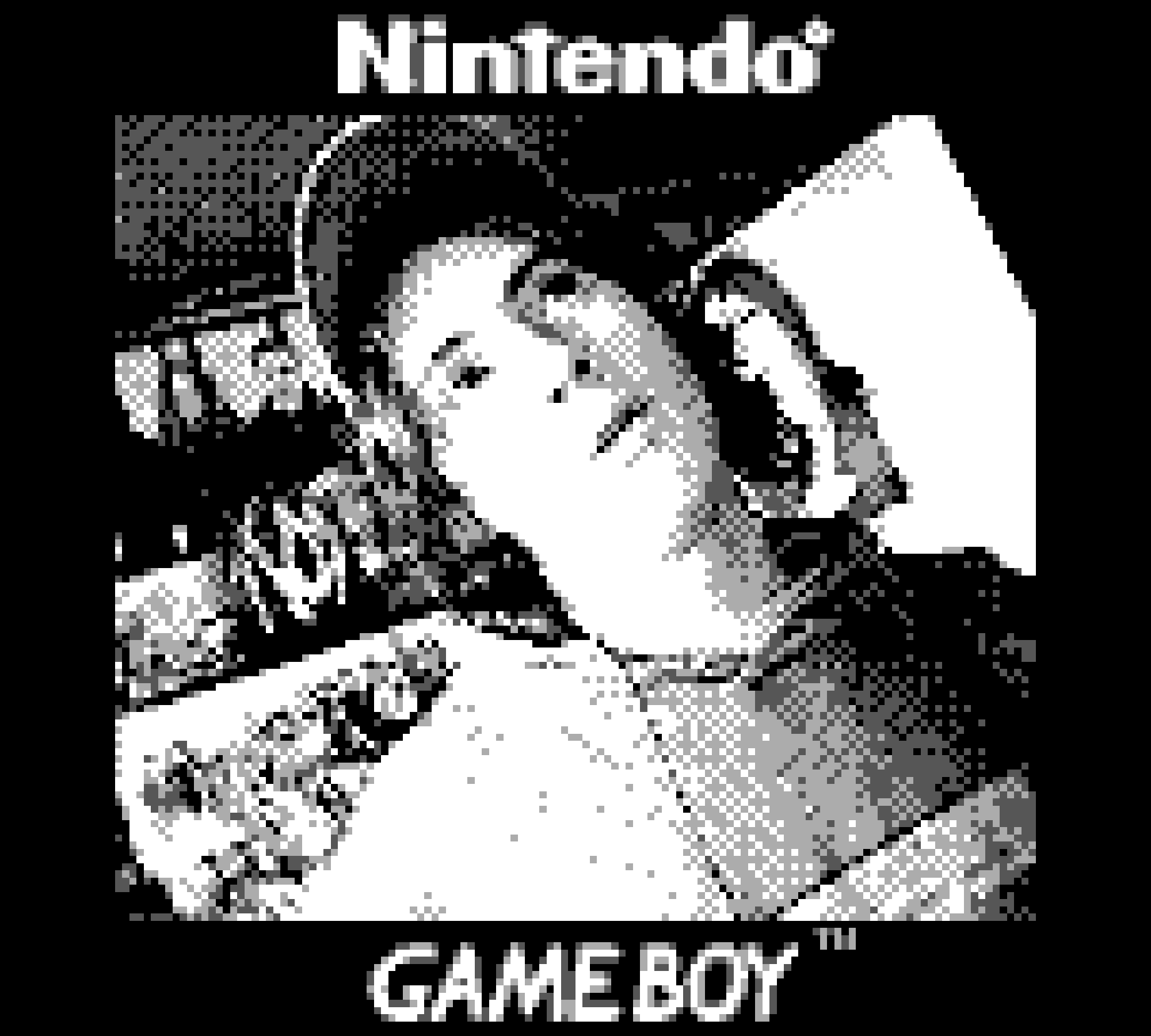 Game Boy Camera Found Photo