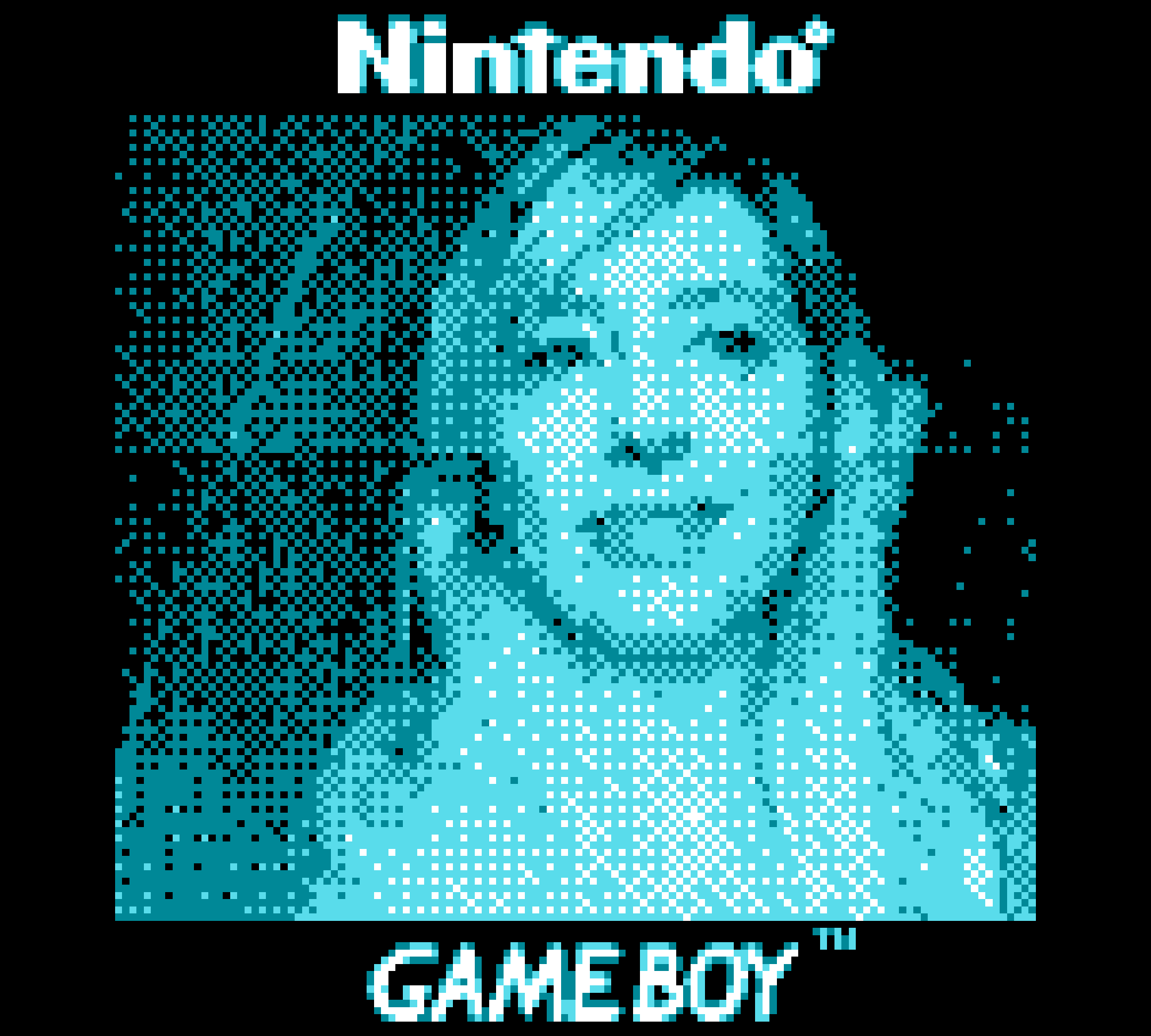 Grace Game Boy Camera Portrait