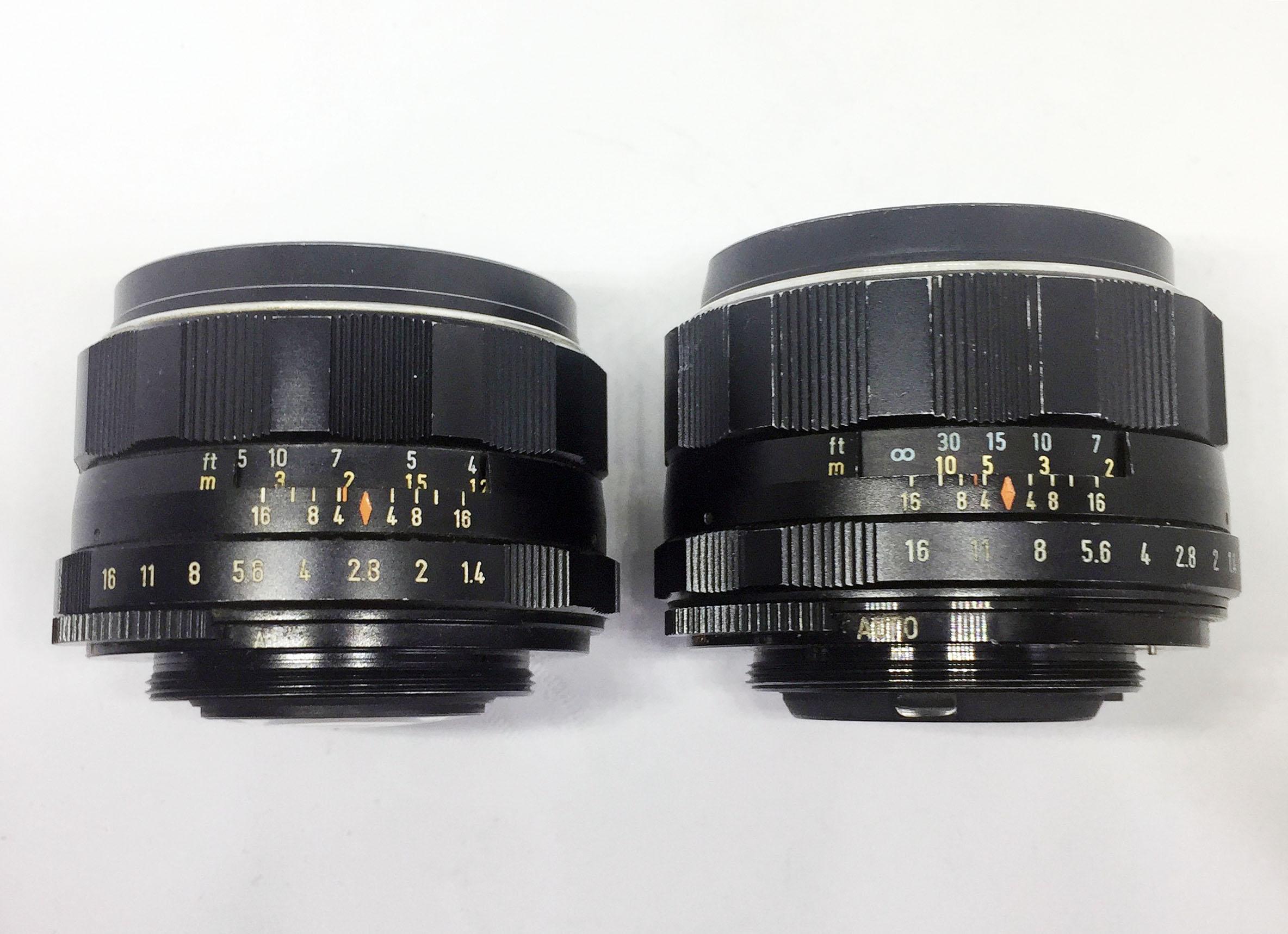Super Takumar 50mm f1.4
