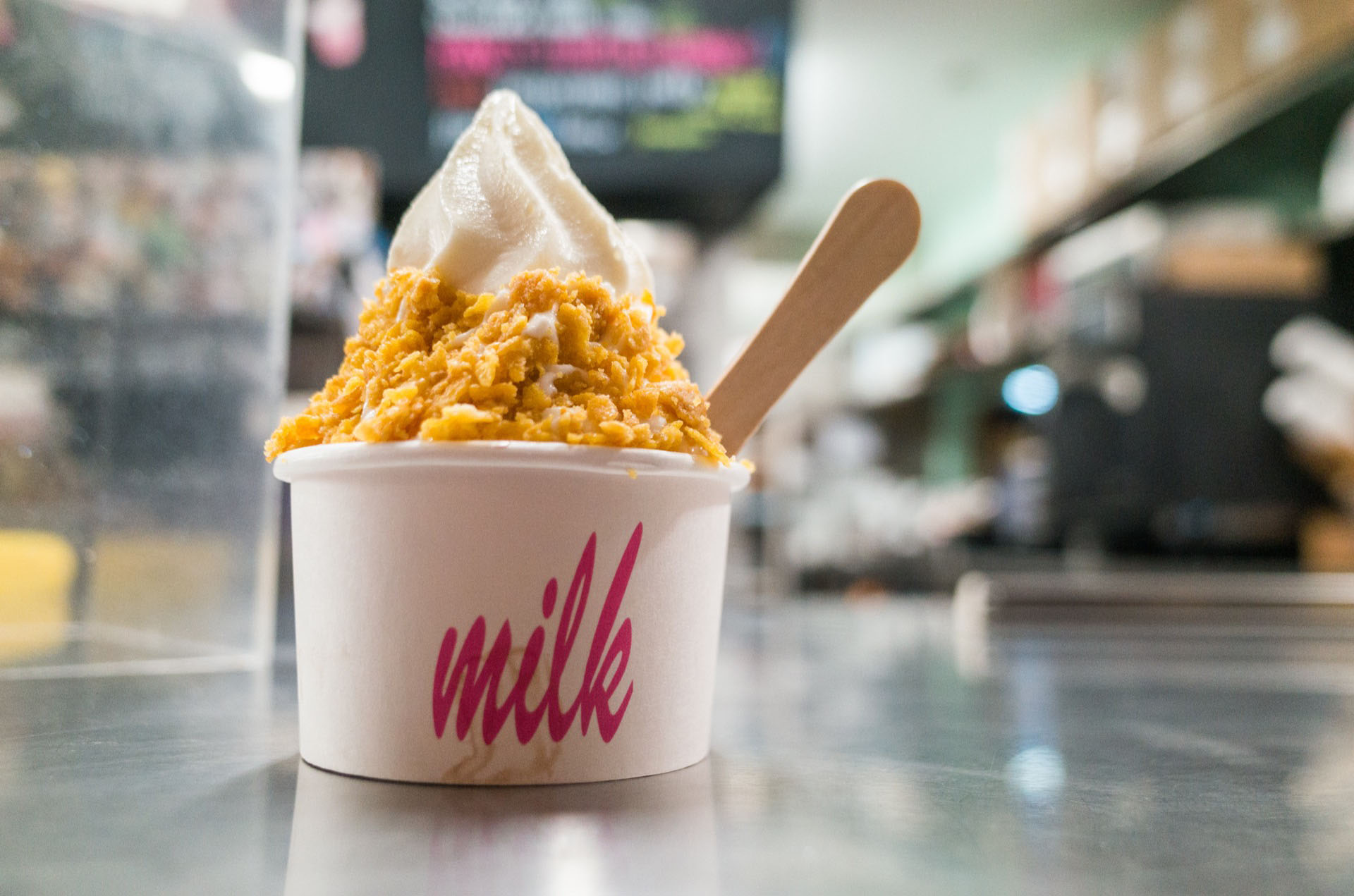 Milk Bar Las Vegas
