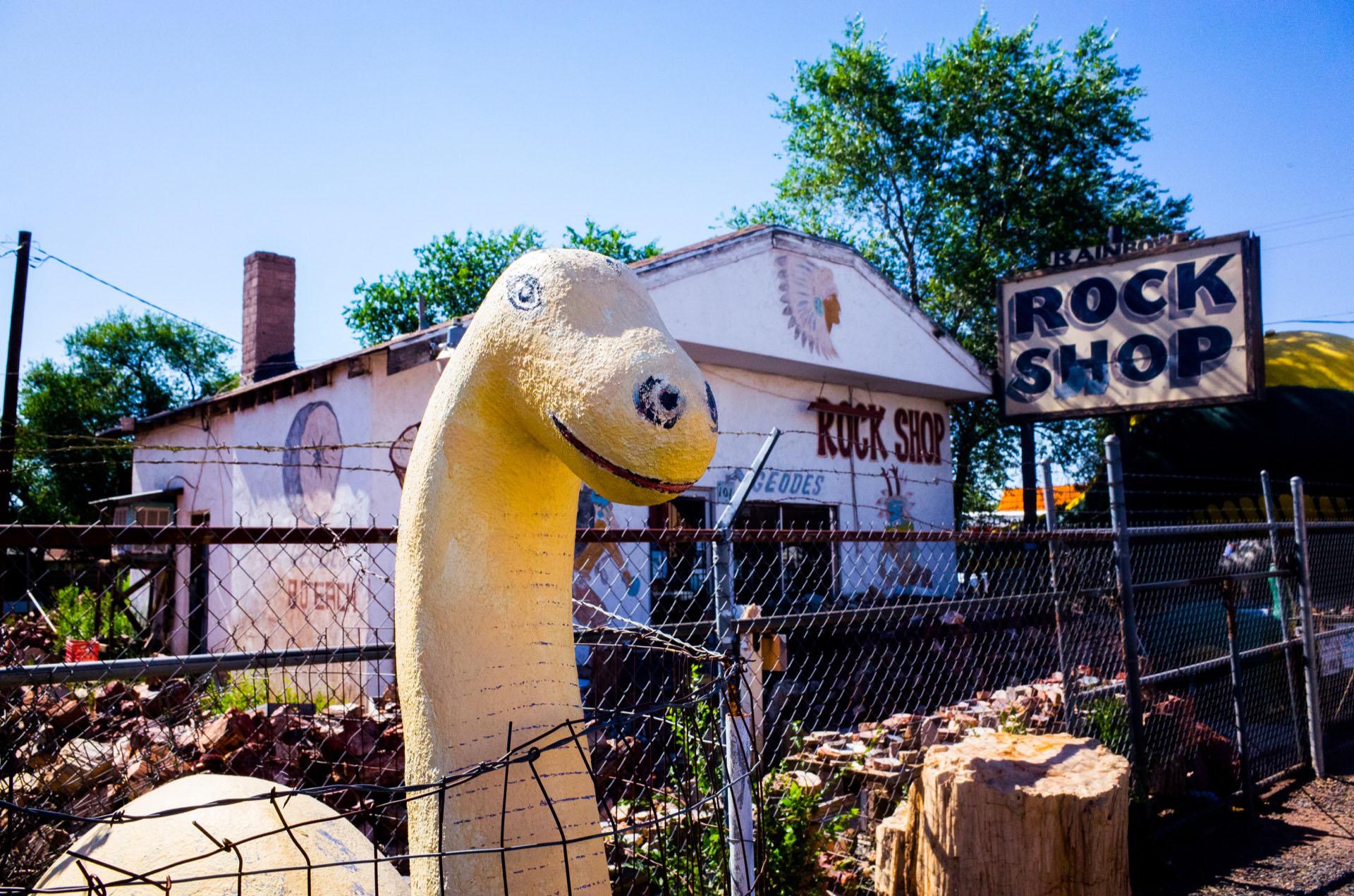 Rock Shop Holbrook