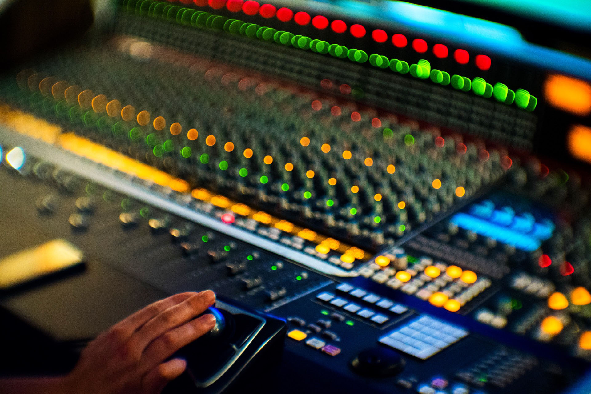 Gloworm Studios Glasgow