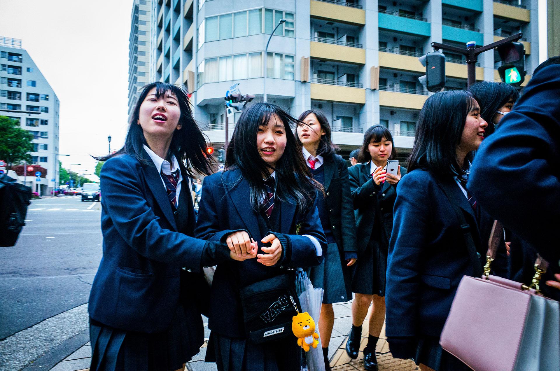 Yokohama street photography