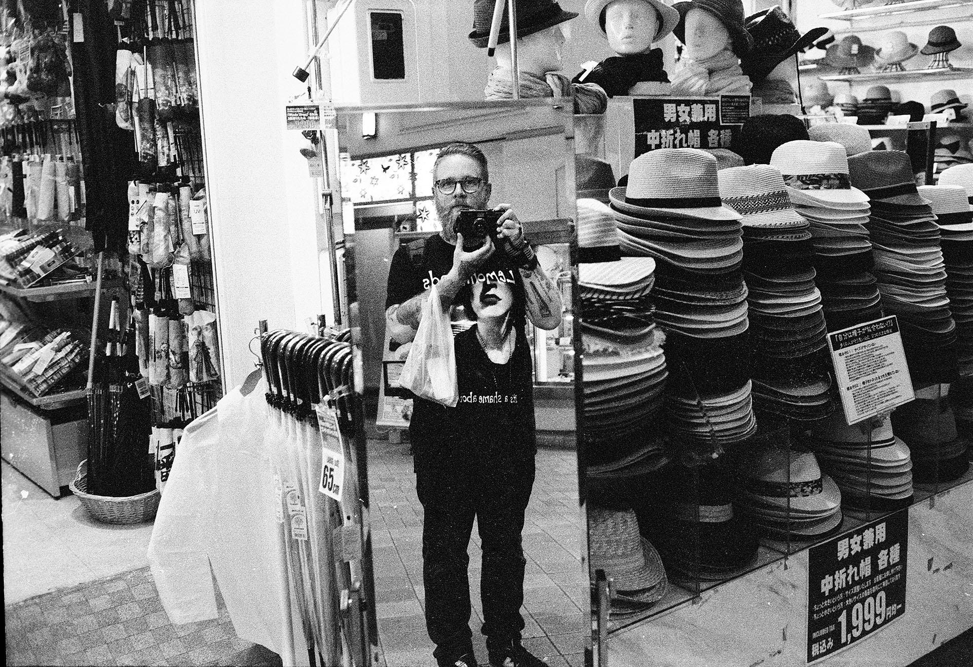 35mm selfie