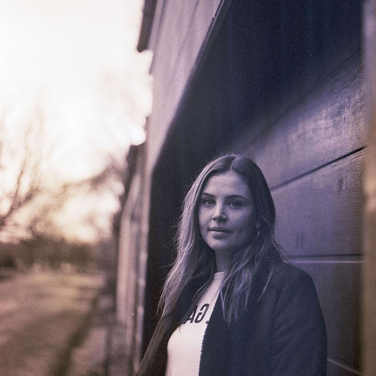 Christine Hasselblad portrait