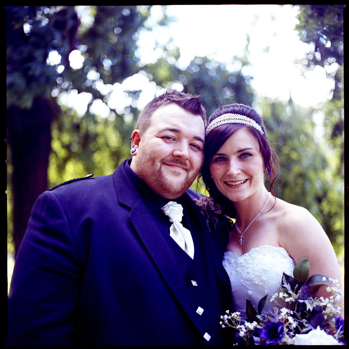 Hasselblad wedding
