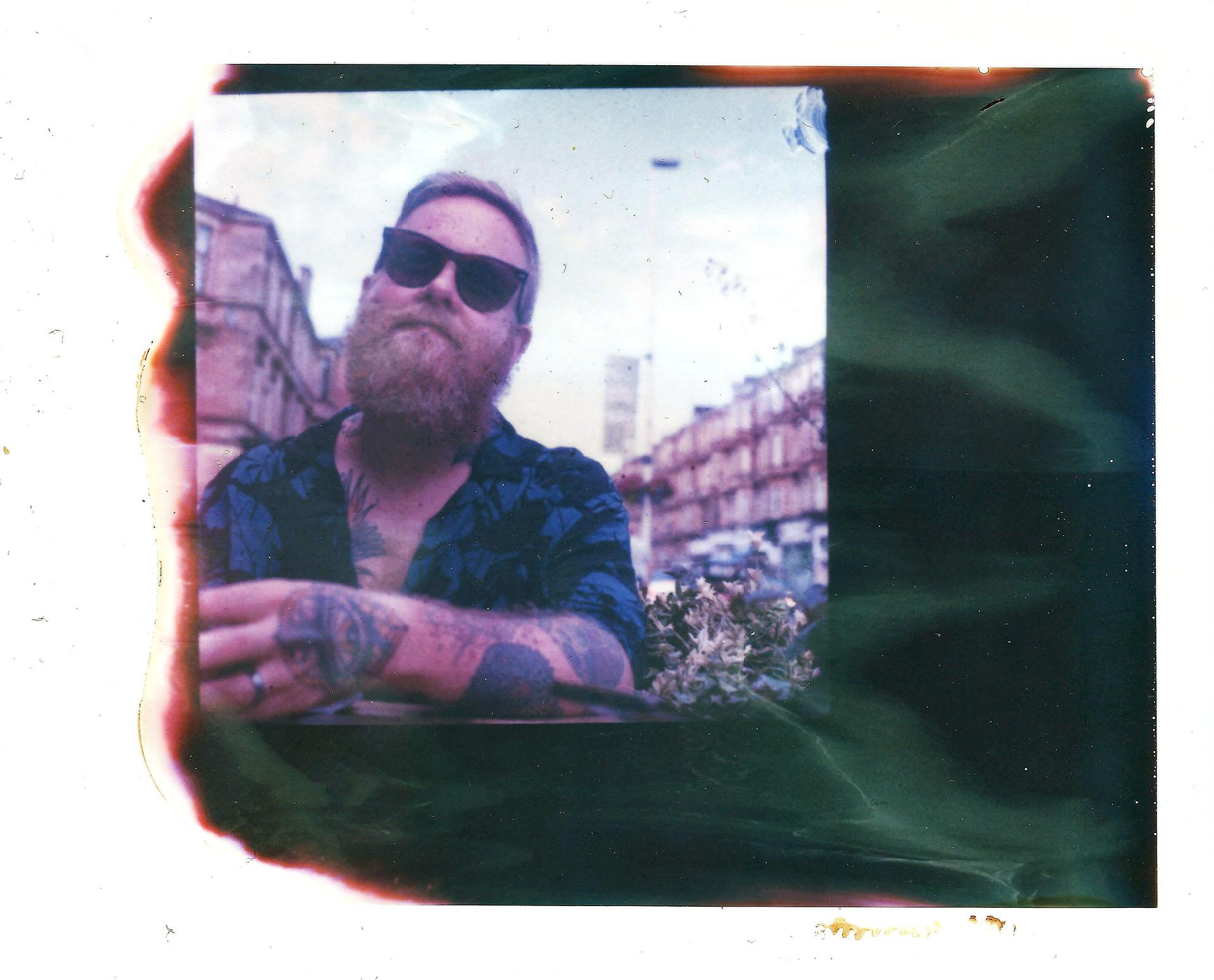 Polaroid 669 film
