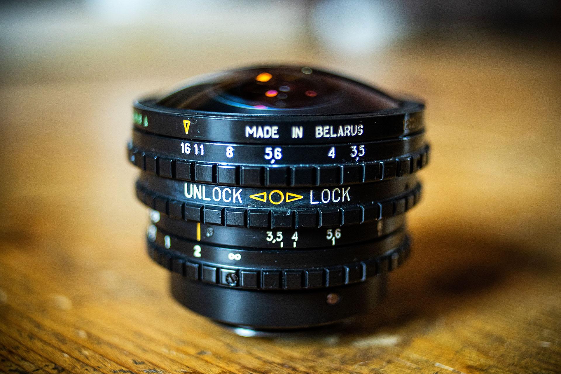 Peleng 8mm