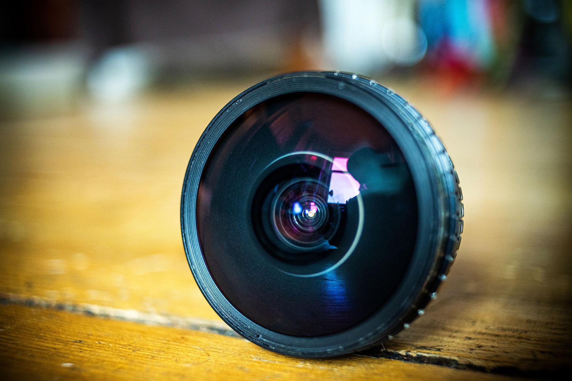 Peleng 8mm lens
