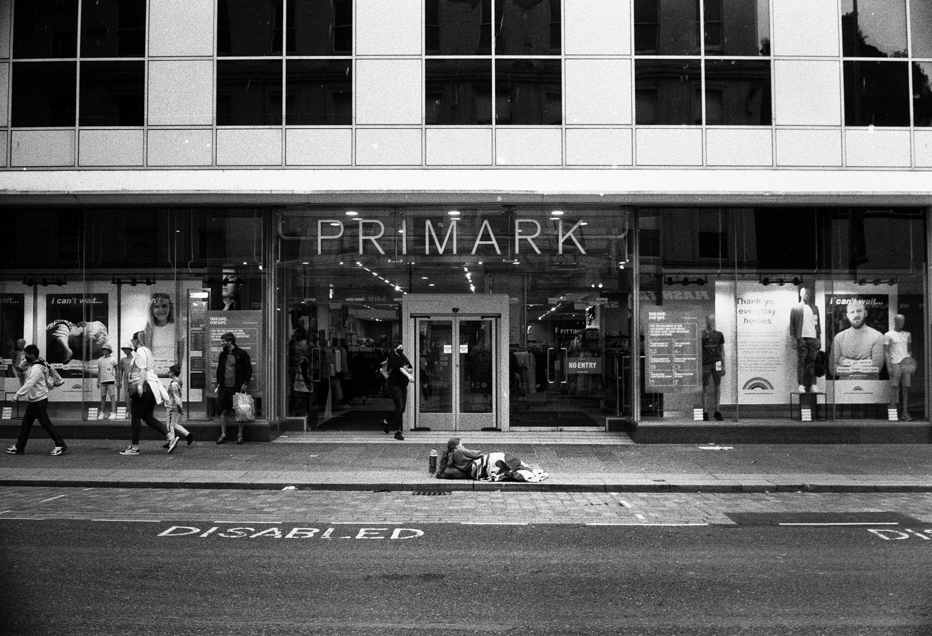 Glasgow street photography 35mm