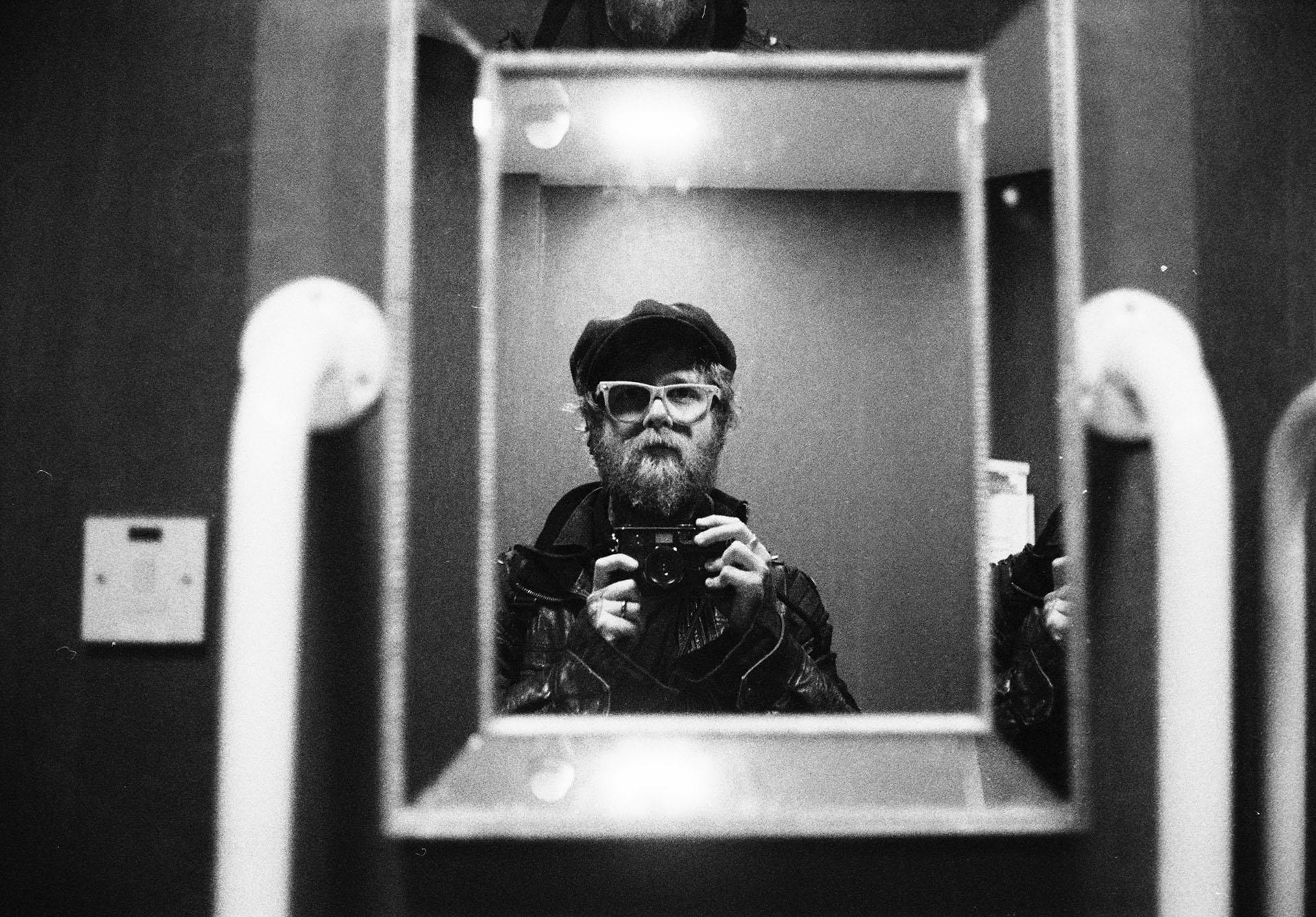 self portrait 35mm