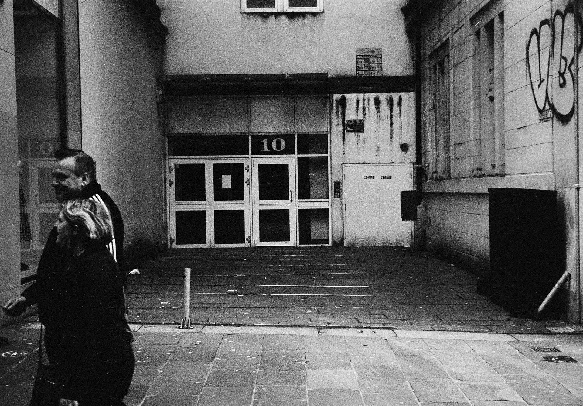 Glasgow 35mm street photography