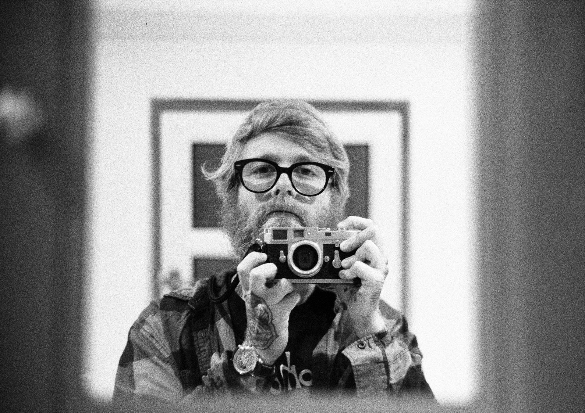 Leica M2 Neopan 1600