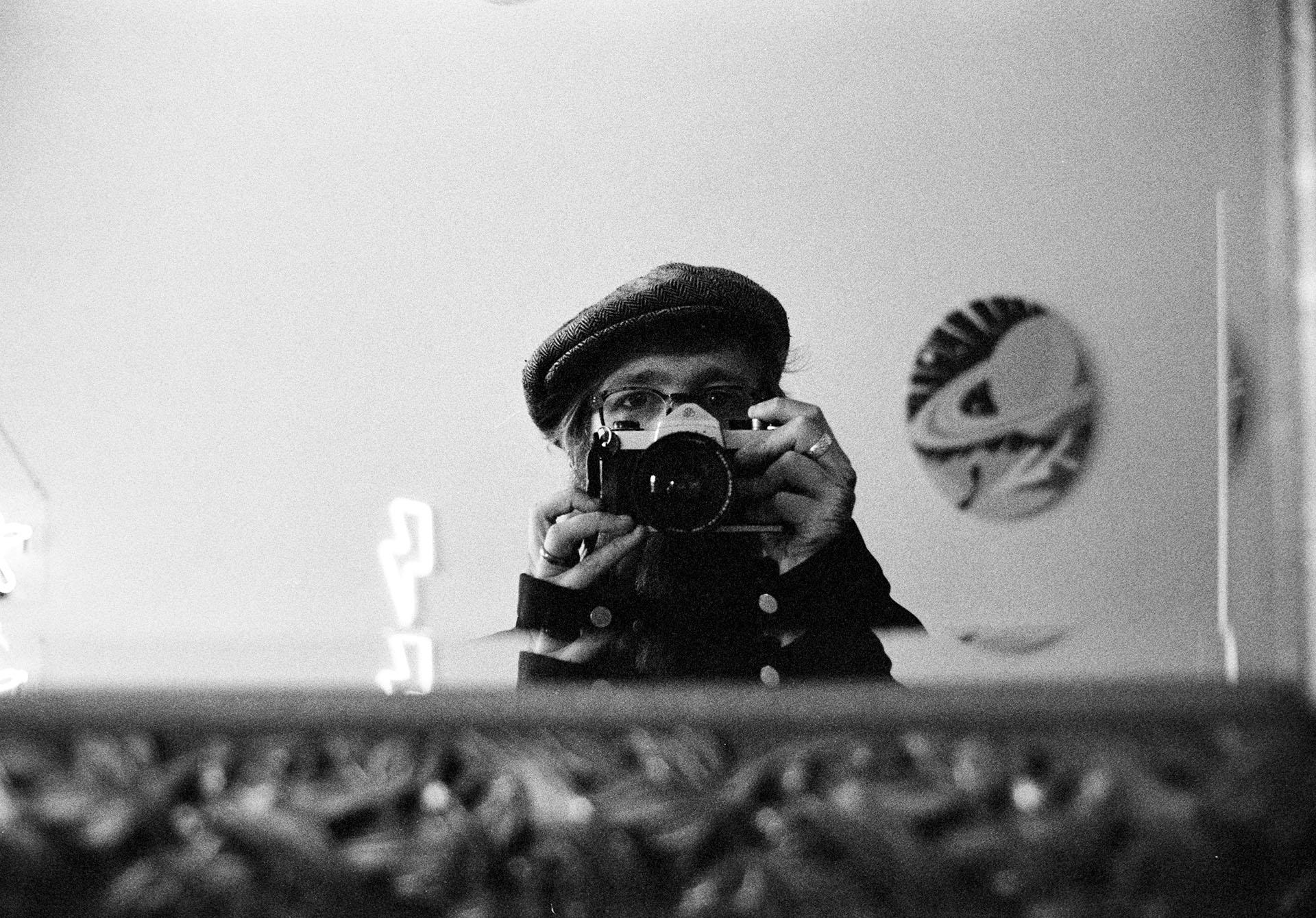 35mm self portraits