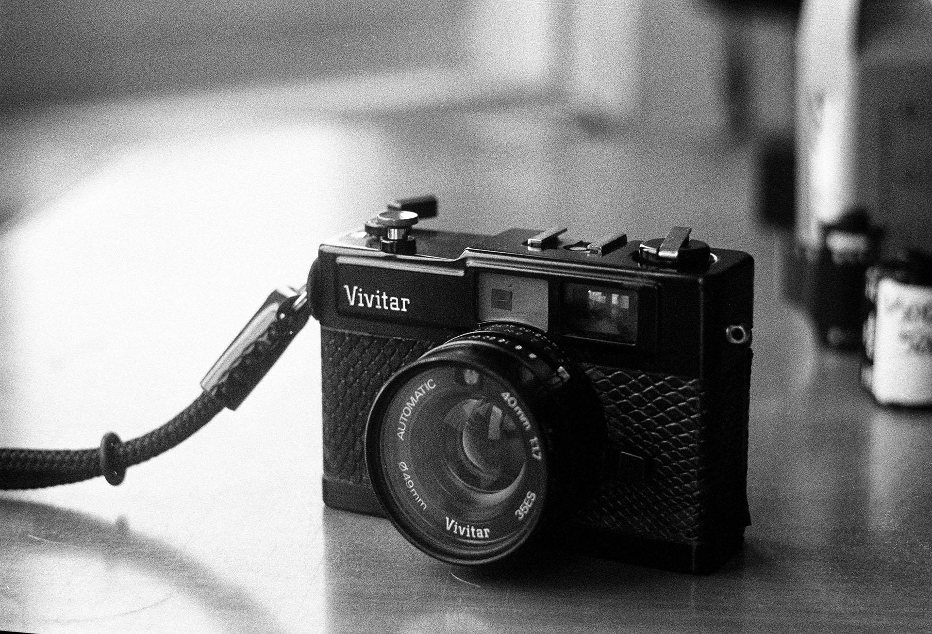 Vivitar 35ES